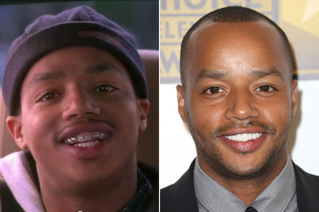 Donald Faison Extra Tooth