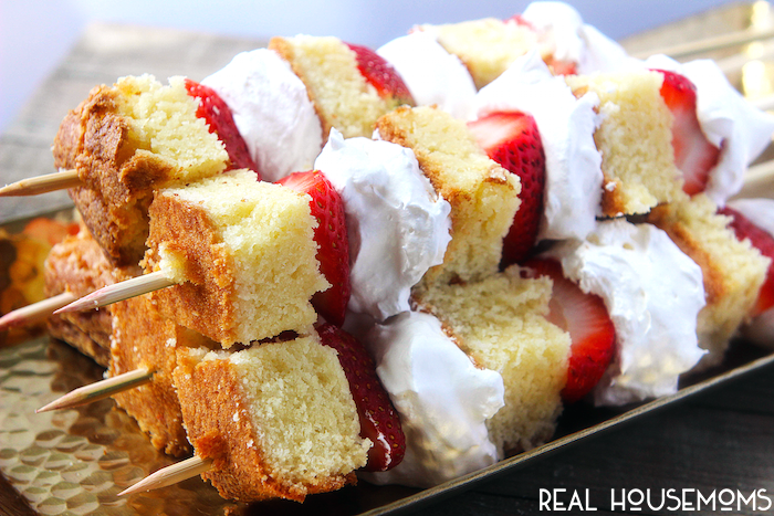 Strawberry Shortcake Kabobs Real Housemoms