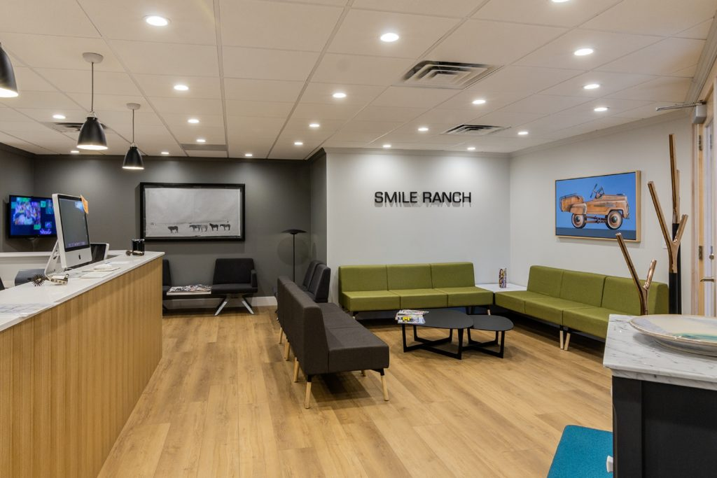 Smile Ranch's Salt Lake office