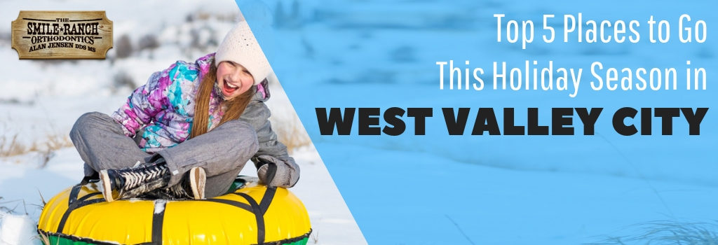 Top 5 Places to Go This Holiday Season in West Valley City.